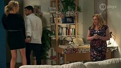 Amy Greenwood, Levi Canning, Sheila Canning in Neighbours Episode 8685
