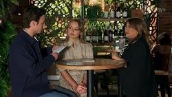 Jesse Porter, Harlow Robinson, Terese Willis in Neighbours Episode 8686