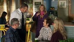 Karl Kennedy, Toadie Rebecchi, Melanie Pearson, Susan Kennedy, Rose Walker in Neighbours Episode 8686