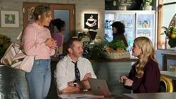 Amy Greenwood, Toadie Rebecchi, Rose Walker in Neighbours Episode 8686