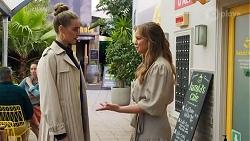 Chloe Brennan, Harlow Robinson in Neighbours Episode 8686