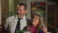 Toadie Rebecchi, Melanie Pearson in Neighbours Episode 8686