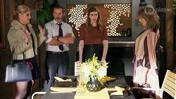 Rose Walker, Toadie Rebecchi, Mackenzie Hargreaves, Melanie Pearson in Neighbours Episode 8687
