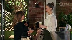 Terese Willis, Chloe Brennan in Neighbours Episode 8687