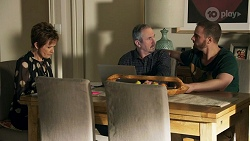 Susan Kennedy, Karl Kennedy, Kyle Canning in Neighbours Episode 8687