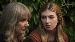Melanie Pearson, Mackenzie Hargreaves in Neighbours Episode 8687