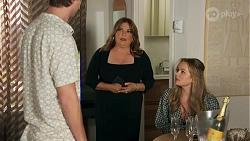 Jesse Porter, Terese Willis, Harlow Robinson in Neighbours Episode 8687