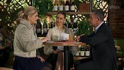 Rose Walker, Chloe Brennan, Paul Robinson in Neighbours Episode 8687