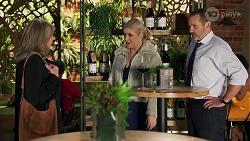 Melanie Pearson, Rose Walker, Toadie Rebecchi in Neighbours Episode 8687