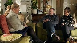 Rose Walker, Karl Kennedy, Susan Kennedy in Neighbours Episode 8687