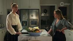 Chloe Brennan, Harlow Robinson in Neighbours Episode 8688