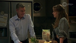 Paul Robinson, Harlow Robinson in Neighbours Episode 8688