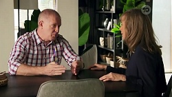 Clive Gibbons, Jane Harris in Neighbours Episode 8689