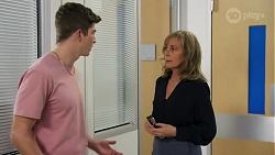 Hendrix Greyson, Jane Harris in Neighbours Episode 8689