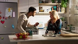 Levi Canning, Sheila Canning in Neighbours Episode 8689