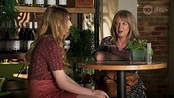 Mackenzie Hargreaves, Melanie Pearson in Neighbours Episode 8690