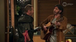 Toadie Rebecchi, Karl Kennedy in Neighbours Episode 8690