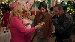 Rose Walker, Melanie Pearson, Karl Kennedy, Toadie Rebecchi in Neighbours Episode 8690