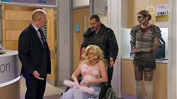 Clive Gibbons, Melanie Pearson, Toadie Rebecchi, Mackenzie Hargreaves in Neighbours Episode 8691
