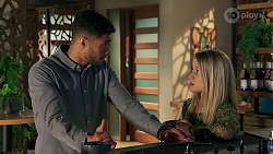 Levi Canning, Roxy Willis in Neighbours Episode 8691