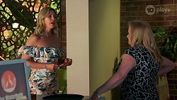 Amy Greenwood, Sheila Canning in Neighbours Episode 8691