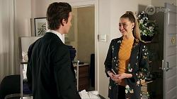 Jesse Porter, Chloe Brennan in Neighbours Episode 8698