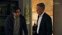 David Tanaka, Paul Robinson in Neighbours Episode 8704
