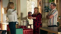 Amy Greenwood, Sheila Canning, Toadie Rebecchi in Neighbours Episode 8708