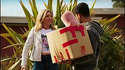 Amy Greenwood, Levi Canning in Neighbours Episode 8708