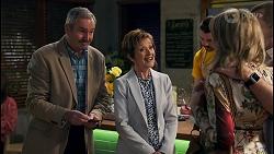 Karl Kennedy, Susan Kennedy, Melanie Pearson, Toadie Rebecchi in Neighbours Episode 8708
