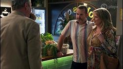 Karl Kennedy, Susan Kennedy, Toadie Rebecchi, Melanie Pearson in Neighbours Episode 8708