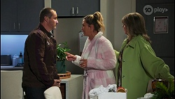 Toadie Rebecchi, Amy Greenwood, Melanie Pearson in Neighbours Episode 8708