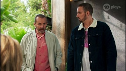 Toadie Rebecchi, Kyle Canning in Neighbours Episode 8710