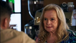 Levi Canning, Sheila Canning in Neighbours Episode 8710