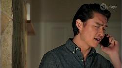 Leo Tanaka in Neighbours Episode 8710