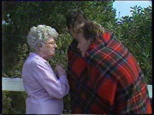 Scott Robinson in Neighbours Episode 0408