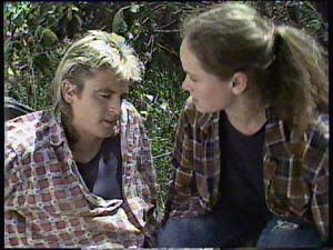 Shane Ramsay, Kelly Morgan in Neighbours Episode 0408