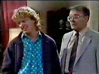 Henry Ramsay, Harold Bishop in Neighbours Episode 0552