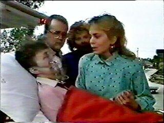 Harold Bishop, Jane Harris, Nell Mangel, Madge Ramsay in Neighbours Episode 0553
