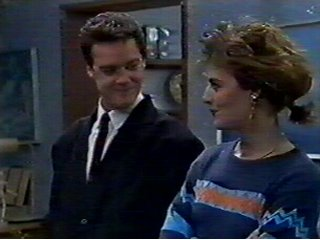 Paul Robinson, Gail Robinson in Neighbours Episode 0555