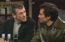 Darcy Tyler, Martin Cook in Neighbours Episode 4132