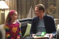 Max Hoyland, Summer Hoyland, Dino in Neighbours Episode 4132