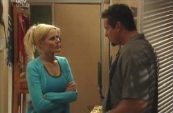 Dee Bliss, Toadie Rebecchi in Neighbours Episode 4132