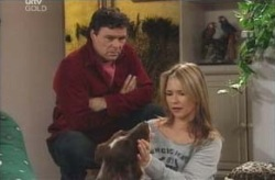 Joe Scully, Steph Scully in Neighbours Episode 4132