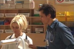 Dee Bliss, Darcy Tyler in Neighbours Episode 4132