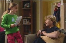 Boyd Hoyland, Summer Hoyland in Neighbours Episode 4135