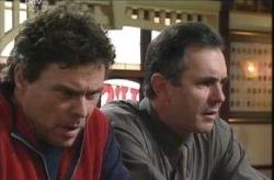 Karl Kennedy, Joe Scully in Neighbours Episode 4136