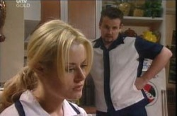Dee Bliss, Toadie Rebecchi in Neighbours Episode 4137