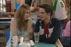 Jack Scully, Nina Tucker in Neighbours Episode 4138