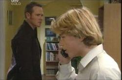 Boyd Hoyland, Max Hoyland in Neighbours Episode 4140